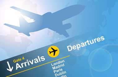 Airport transfers to all London airports.