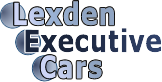 Lexden Executive Cars Logo.
