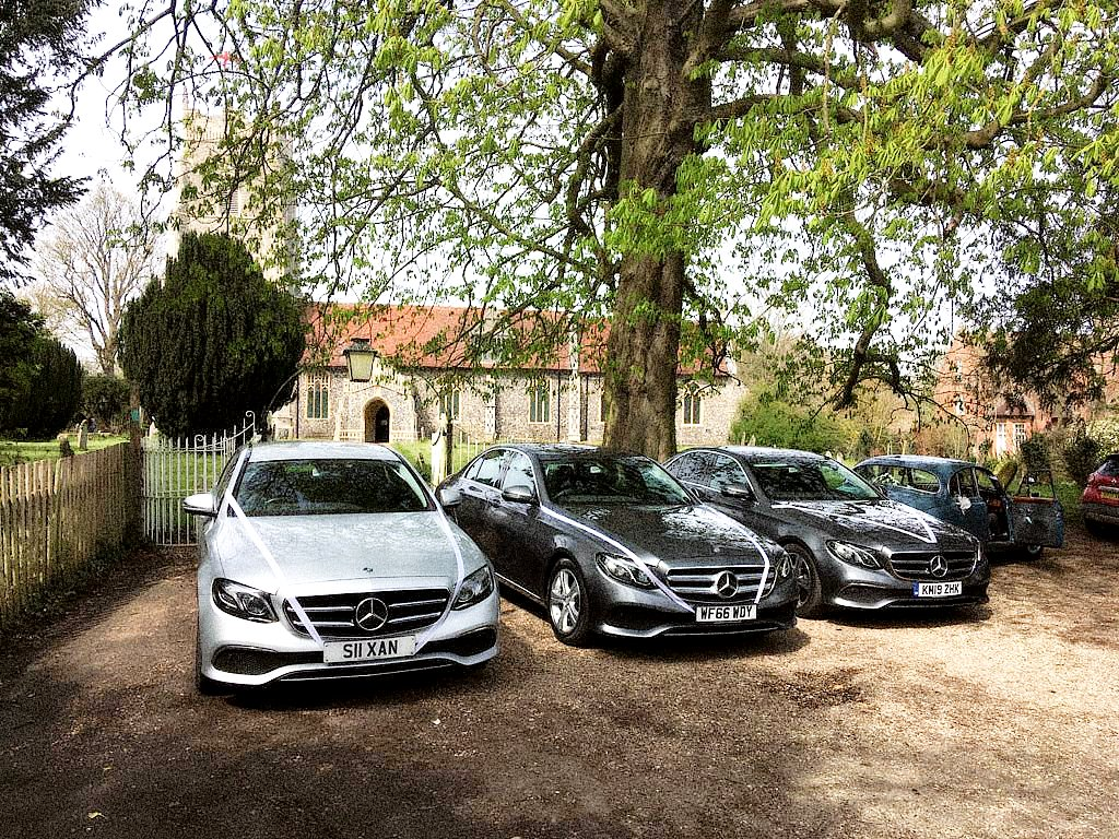 Lexden Executive Cars - Wedding Cars Essex & Suffolk